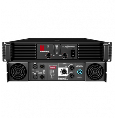 Audiocenter Da7.2 Power Amfi 2x1200 Watt