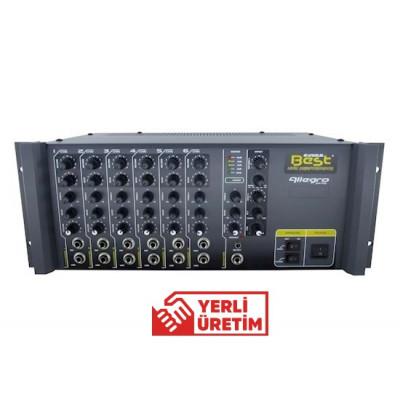 Best Allegro AN200MR Amfi Mikser 6 Kanal 200W