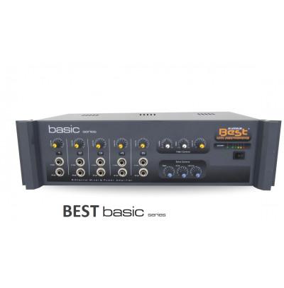 Best Basic AN5250ET Amfi Mikser 250W 5 Kanal