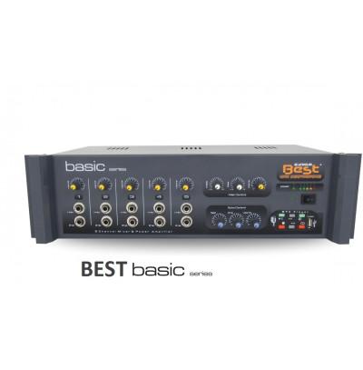 Best Basic AN5250EUT  Amfi Mikser 5 Kanal 250W Usb'li