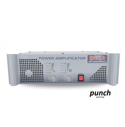 Best Punch ANP300ST Power Amfi İki Kanallı 2x300W