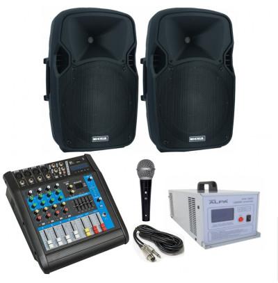 Araç Üstü Ses Sistemi Paketi 3