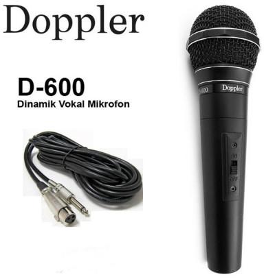 Doppler D600 Kablolu Mikrofon