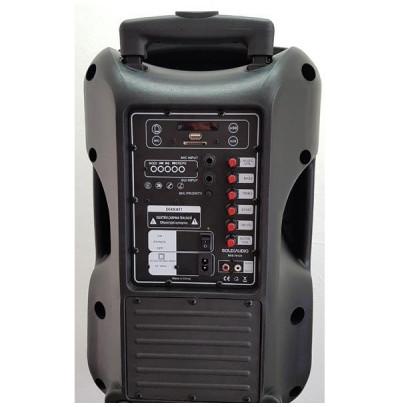 Gold Audio Bns-7812D-EE Taşınabilir Amfili Hoparlör