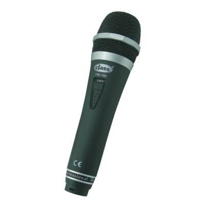 Gold Audio Fm-186 Dinamik Kablolu Mikrofon