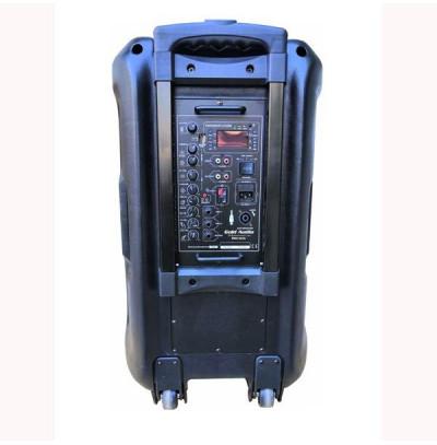 Gold Audio Pro-5415EE Taşınabilir Aktif Mikrofonlu Hoparlör