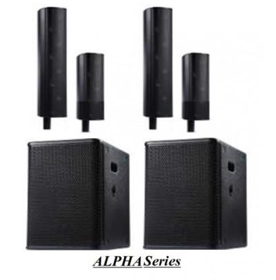 Mcs Alpha Sistem1 Amfili Hoparlör Sistemi