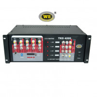 West Sound TKS4205 USB Matrix Amfi Mikser 4x200W