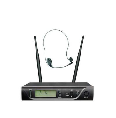 BOTS BK-301 H UHF Tekli Kafa Telsiz Mikrofon