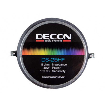 DECON DS-25HF Tweeter Tiz Sürücü
