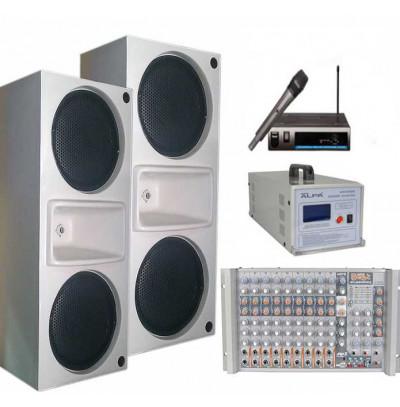 Araç üstü ses sistemi 1