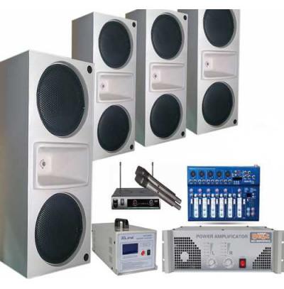 Araç üstü ses sistemi 2