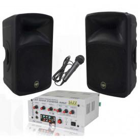 Araç üstü ses sistemi 12