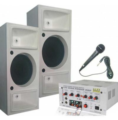 Araç üstü  ses sistemi 6