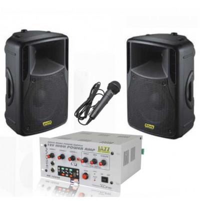 Araç üstü ses sistemi 7