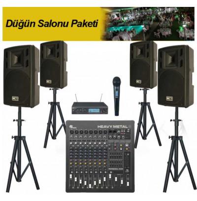 Düğün Salonu Ses Paket 11