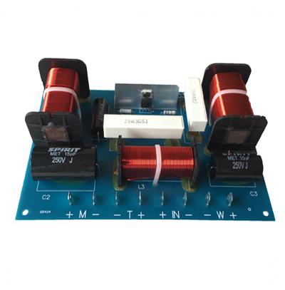 Mickle C3600 Üç Yollu Kabin Crossower Devre 1000 Watt